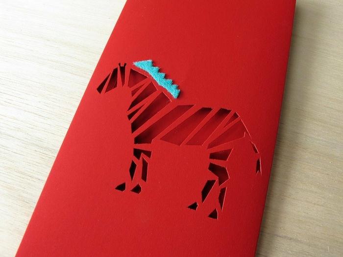 马年创意红包袋 - 设计志.读设计 - pinkoi