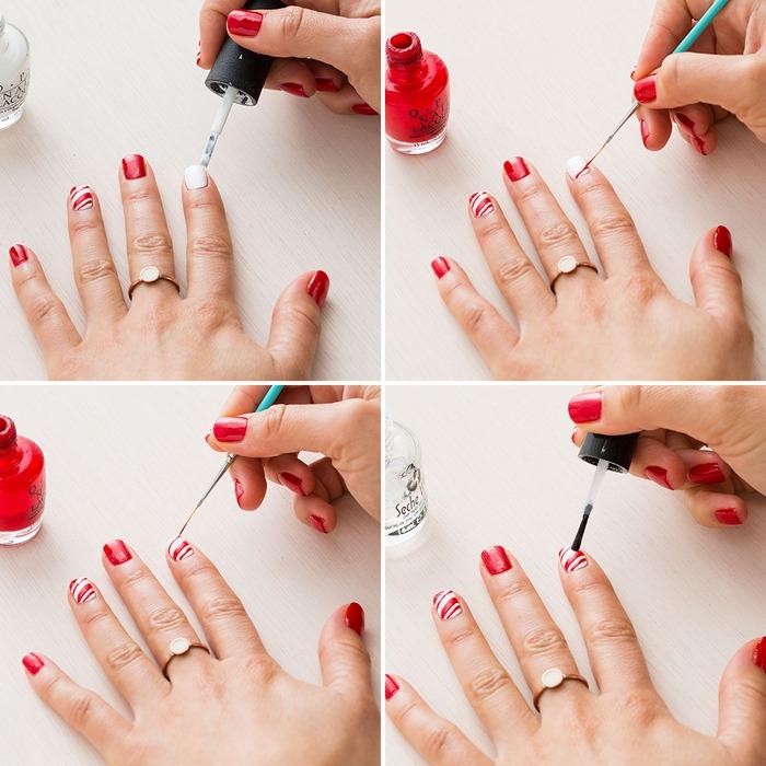 Дизайн на своих ногтях как сделать 740