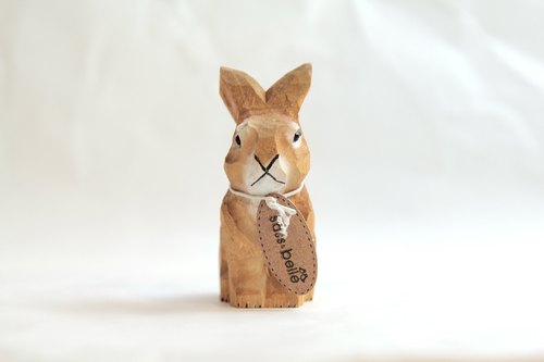 [suss] 英国品牌sass&belle_复古手工木头雕刻削铅笔机/削笔器(可