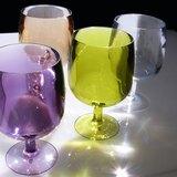 CB晶透系列白蘭地酒杯綠色
