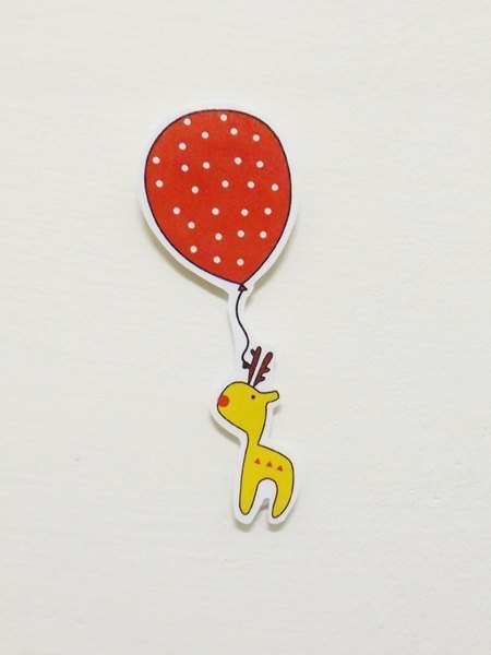 简约动物logo小鹿