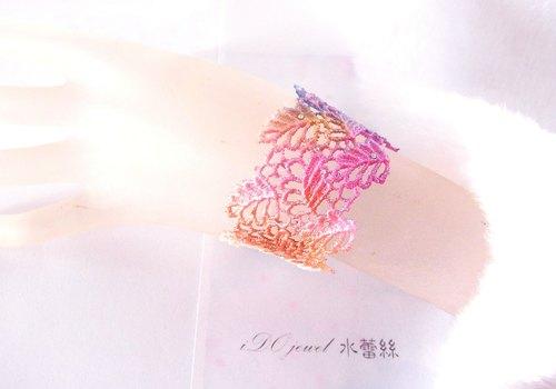 中世纪蕾丝花纹素材