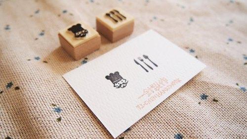 手工刻制橡皮章 一组两个:) 尺寸:2x2 cm 材质:橡皮擦 木块 付款方式