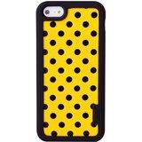 Vacii Haute iPhone5 布面保護套-時尚黃