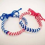 紅藍白三色編繩(偏細款)