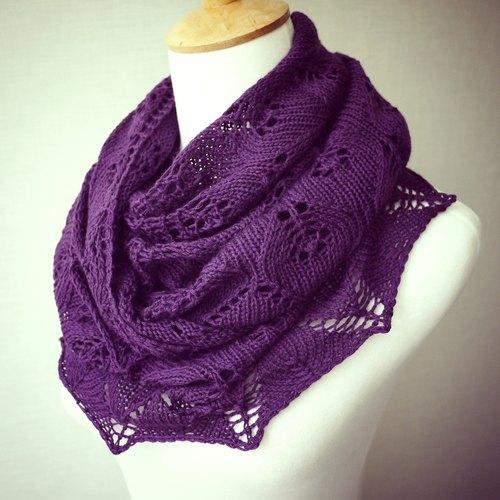 手工编织蕾丝披肩/围巾