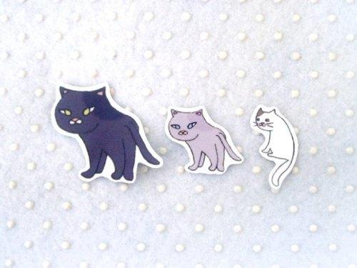贴画猫咪图片大全