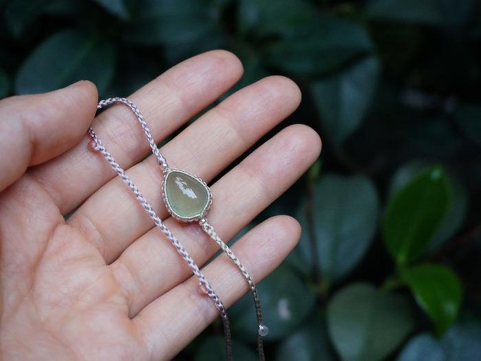 葡萄石 寶石飾品 水晶保養 水晶功效