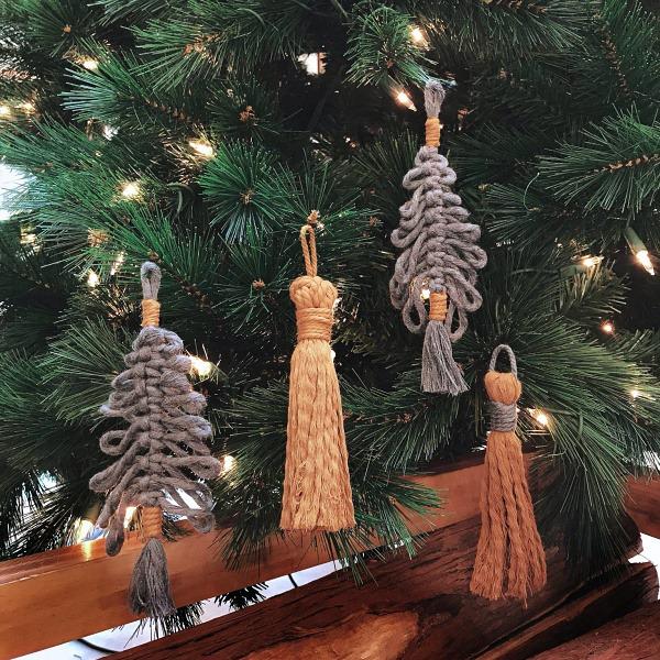 聖誕樹DIY-聖誕節佈置