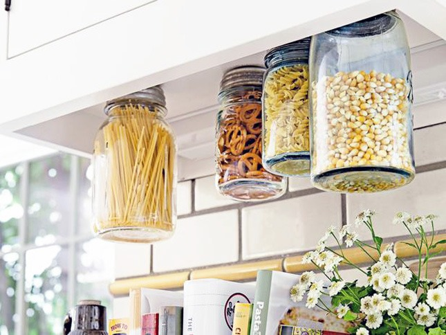 Diy Pantry Shelves Budget Food Storage