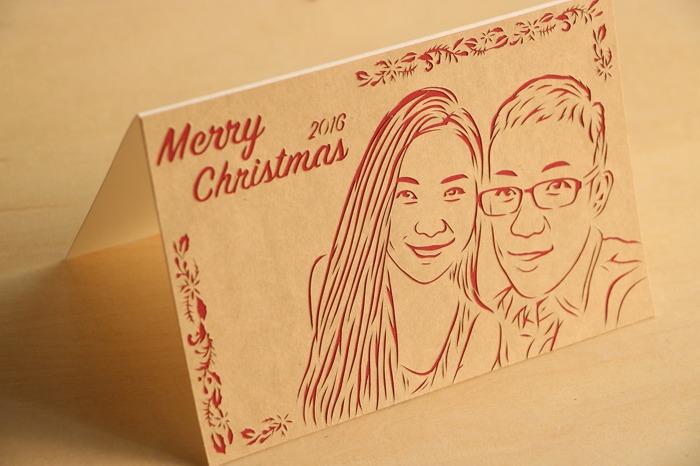 2020 聖誕 聖誕節 交換禮物 聖誕卡片 手工卡片 客製化 卡片訂製 手作卡片