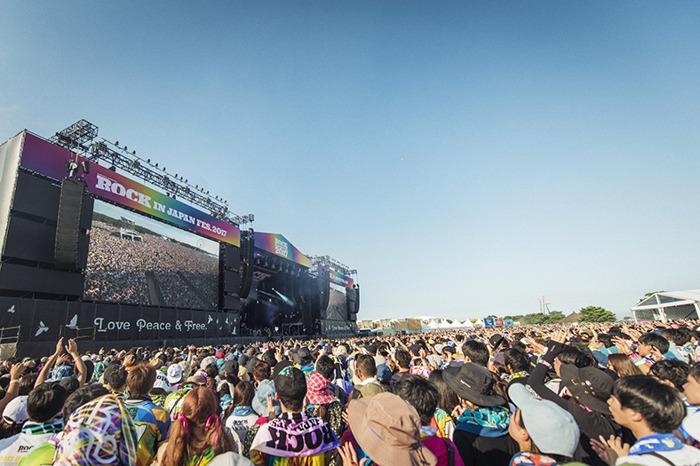 2019 ROCK IN JAPAN FESTIVAL