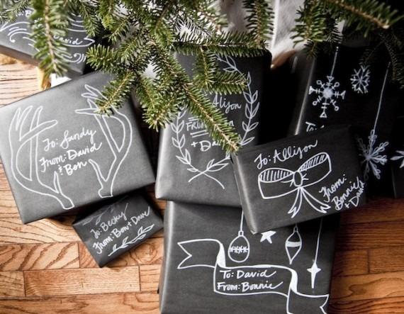 聖誕禮物包裝 聖誕包裝 交換禮物包裝 聖誕禮物diy 包裝 交換禮物 聖誕節包裝 聖誕節禮物包裝