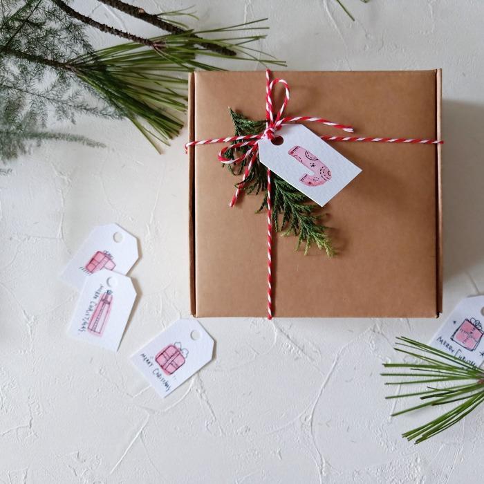 聖誕禮物 包裝