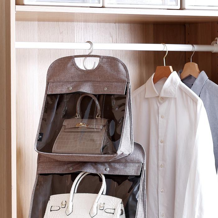 收納 衣櫃  防塵 日本 包包 租屋 換季