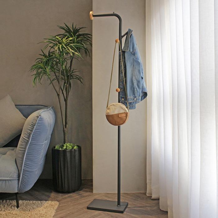 居家 收納 空間 衣物收納 衣帽架