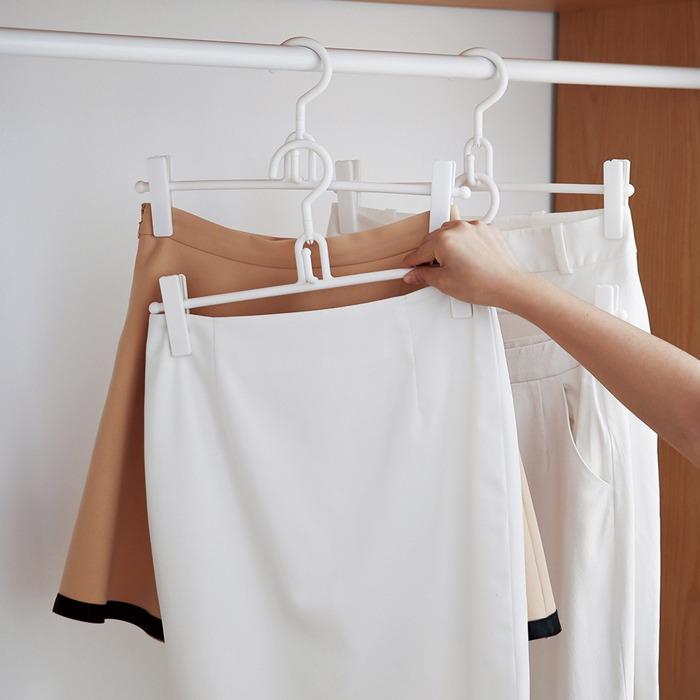 衣櫃 收納 洋裝 裙子 裙子收納