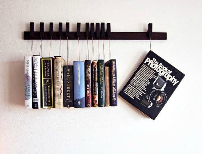 13 款讓你只想窩著看書的書櫃