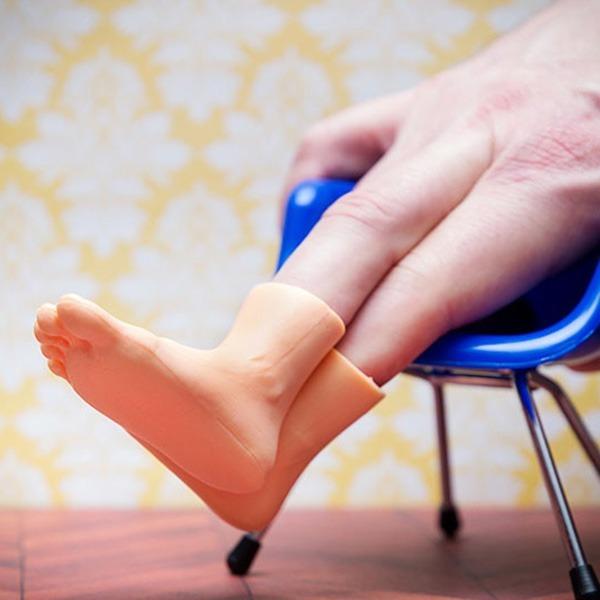 手指小腳 搞怪 玩具 搞笑 交換禮物