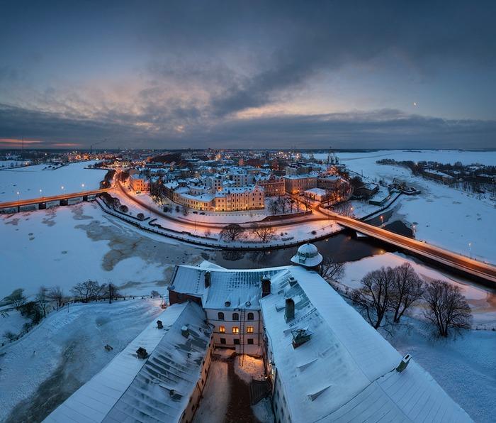 俄羅斯 維堡 下雪 冬天旅行 旅行 歐洲 下雪的國家 會下雪的國家 下雪國家 下雪城市