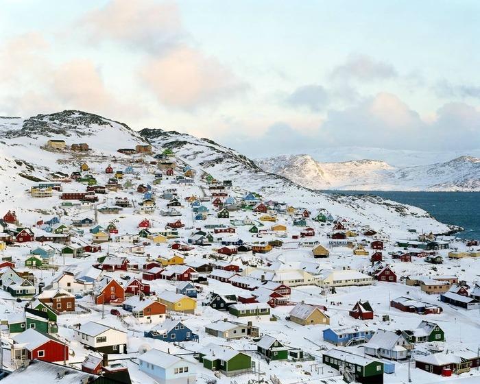 格陵蘭 卡誇托哥 下雪 冬天旅行 旅行 歐洲 下雪的國家 會下雪的國家 下雪國家 下雪城市