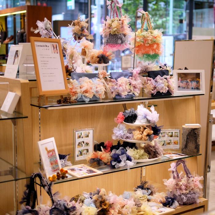 日本品牌 Chiko 花漾編織 百貨公司販售
