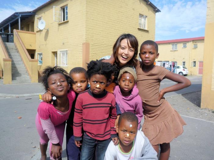 日本品牌 Chiko 南非旅遊照
