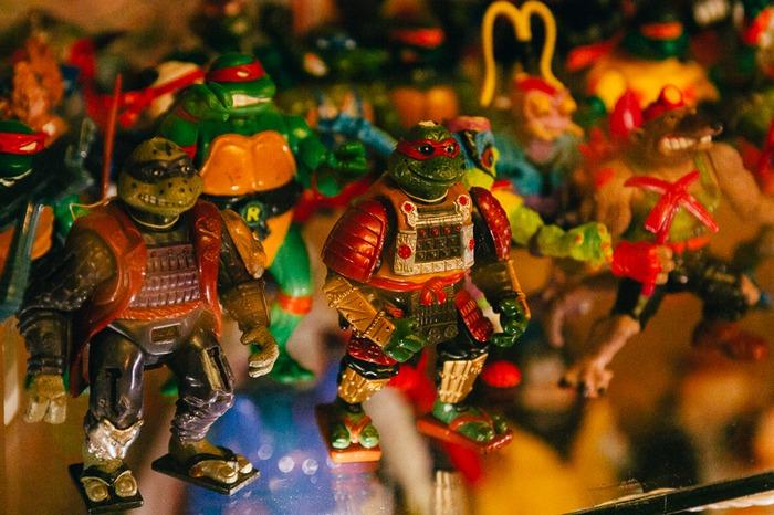 台北玩具店 玩具公仔