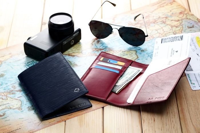 Pinkoi 情人節緊急送男友 客製護照夾