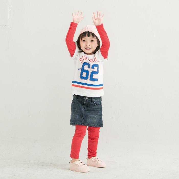 台灣童裝 兒童運動緊身發熱褲