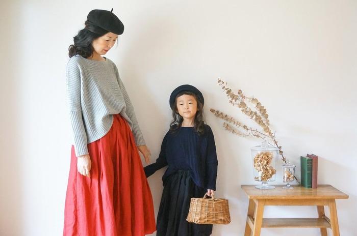 日本童裝 兒童針織上衣