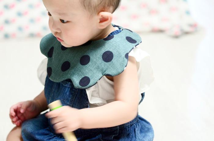 香港童裝 手作口水巾