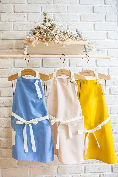 台灣品牌 兒童圍裙