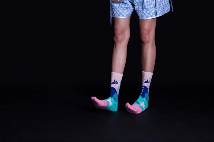 馬來西亞襪子 Goodpair Socks 幾何襪子