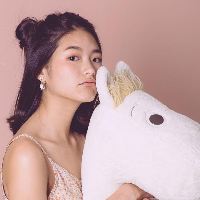 香港飾品 Moomin Jewelry 的耳環