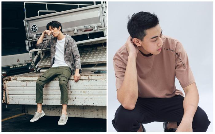 新加坡男裝品牌 Graye 的帥氣男裝