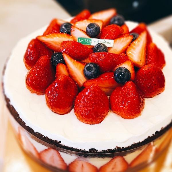 魔法香味烘焙教室-蛋糕diy