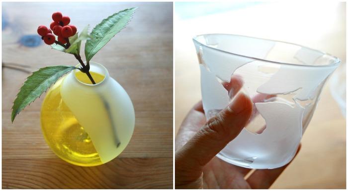 日本玻璃品牌 nanahoshi 花器與玻璃杯