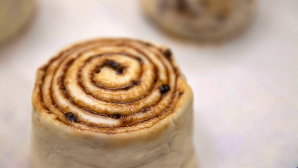 肉桂捲食譜-麵團二次發酵