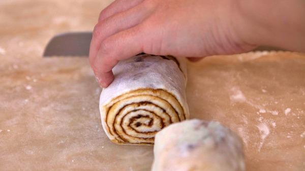 肉桂捲做法-肉桂捲厚度不超過5公分