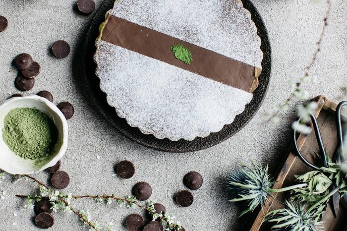 2021 情人節 巧克力塔 甜點 宅配 送禮 不甜甜點