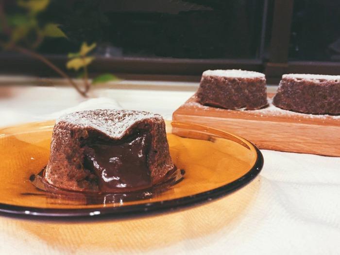 2021 情人節 熔岩巧克力 甜點 宅配 送禮 不甜甜點