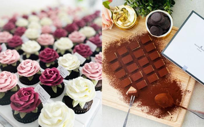 2021 情人節 巧克力甜點 宅配 送禮