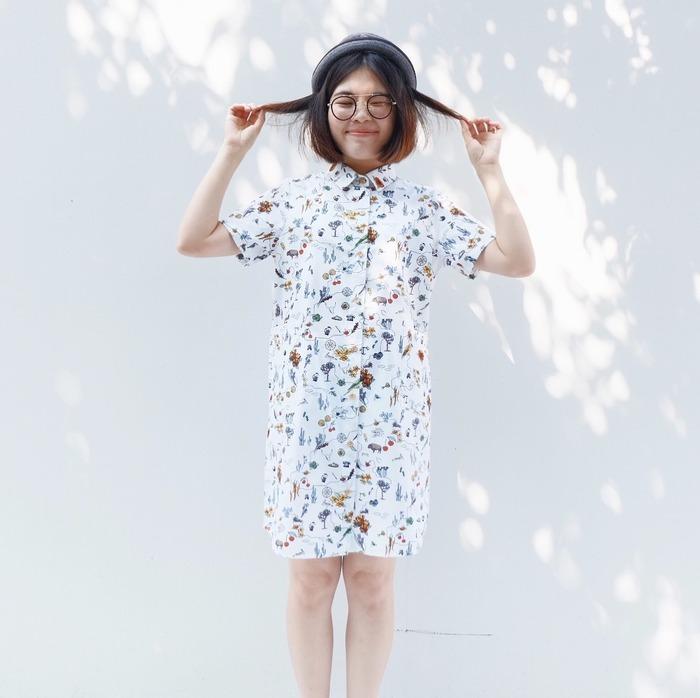Pinkoi 設計師專訪 泰國品牌 katji-cozytime