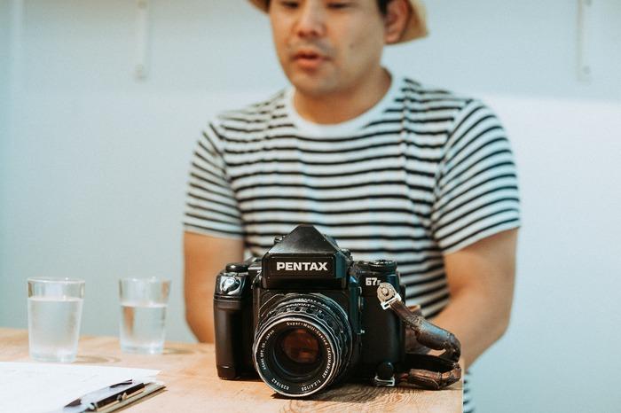 Interview with Japanese photographer Hideaki Hamada