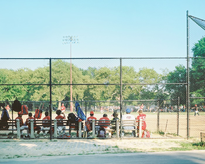 Hideaki Hamada's photography work of baseball field