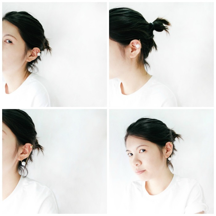 5 Earrings For Short Hair You Should Try Read Zine Pinkoi