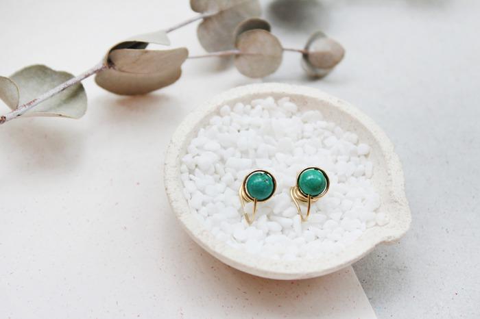 綠松石  十二月誕生石 飾品 生日石 開運 天然石 水晶