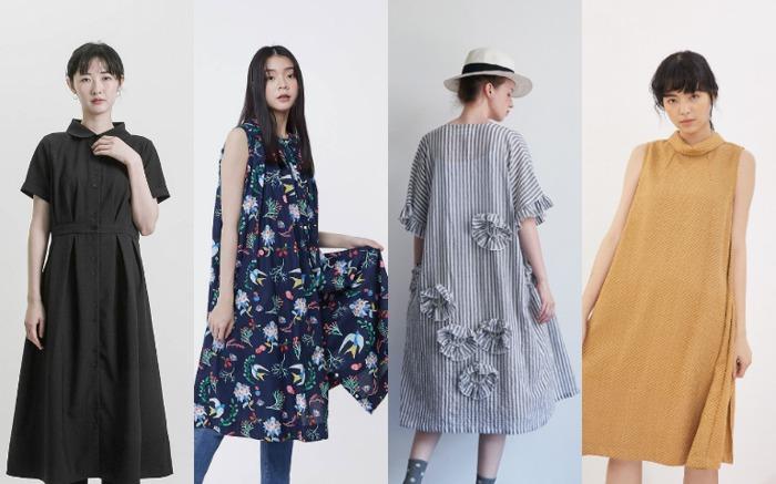2020 夏天洋裝穿搭 女生穿搭