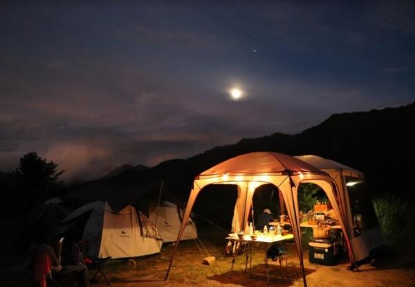 鎮西堡神木健行-星空露營